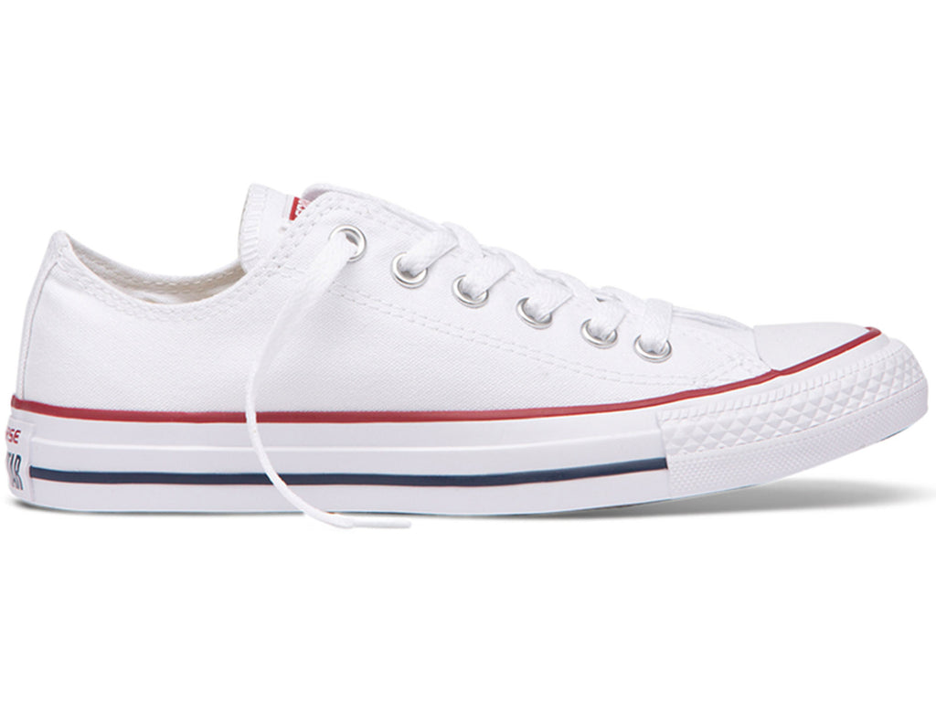 CONVERSE UNISEX CHUCK TAYLOR OPTICAL WHITE LO <br> 17652