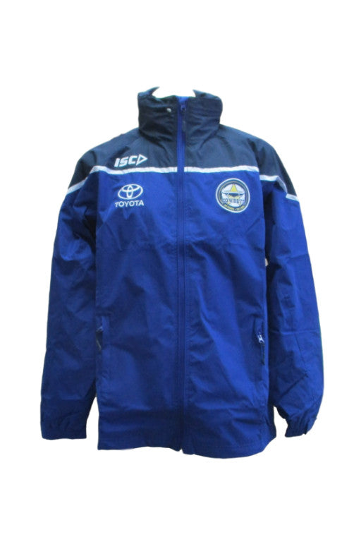 ISC NORTH QUEENSLAND COWBOYS WET WEATHER JACKET MENS <br> 7NQ5WWJ1A,- Jim Kidd Sports
