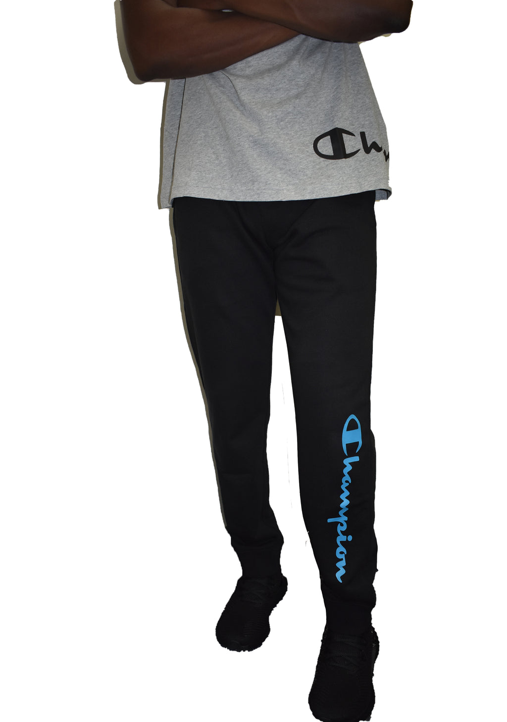 CHAMPION MENS EU LEGACY PANTS <BR> AWF3A1