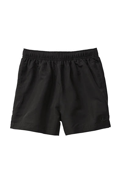 CHAMPION INFINITY MICROFIBRE SHORTS JUNIOR BLACK <br> A1507H BLK