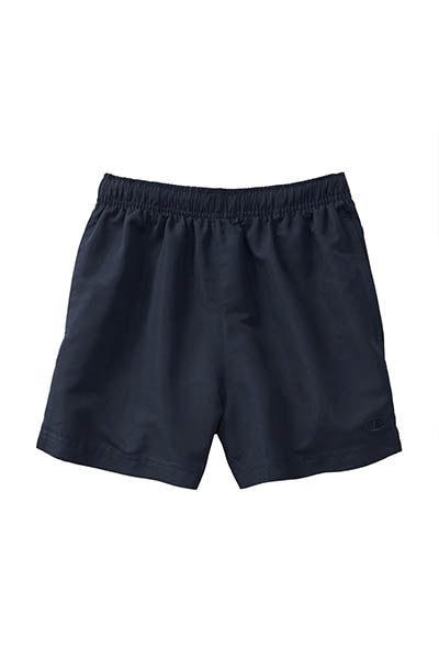 CHAMPION INFINITY MICROFIBRE SHORTS JUNIOR NAVY <br> A1507H NAV