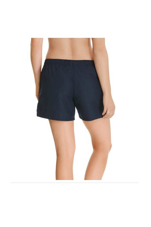CHAMPION INFINITY MICROFIBRE SHORTS WOMENS NAVY <br>C1385H