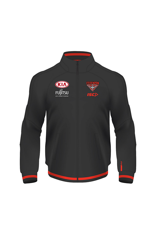 ISC ESSENDON BOMBERS 2017 TEAM JACKET WOMENS <br> EB17TJK1L,- Jim Kidd Sports