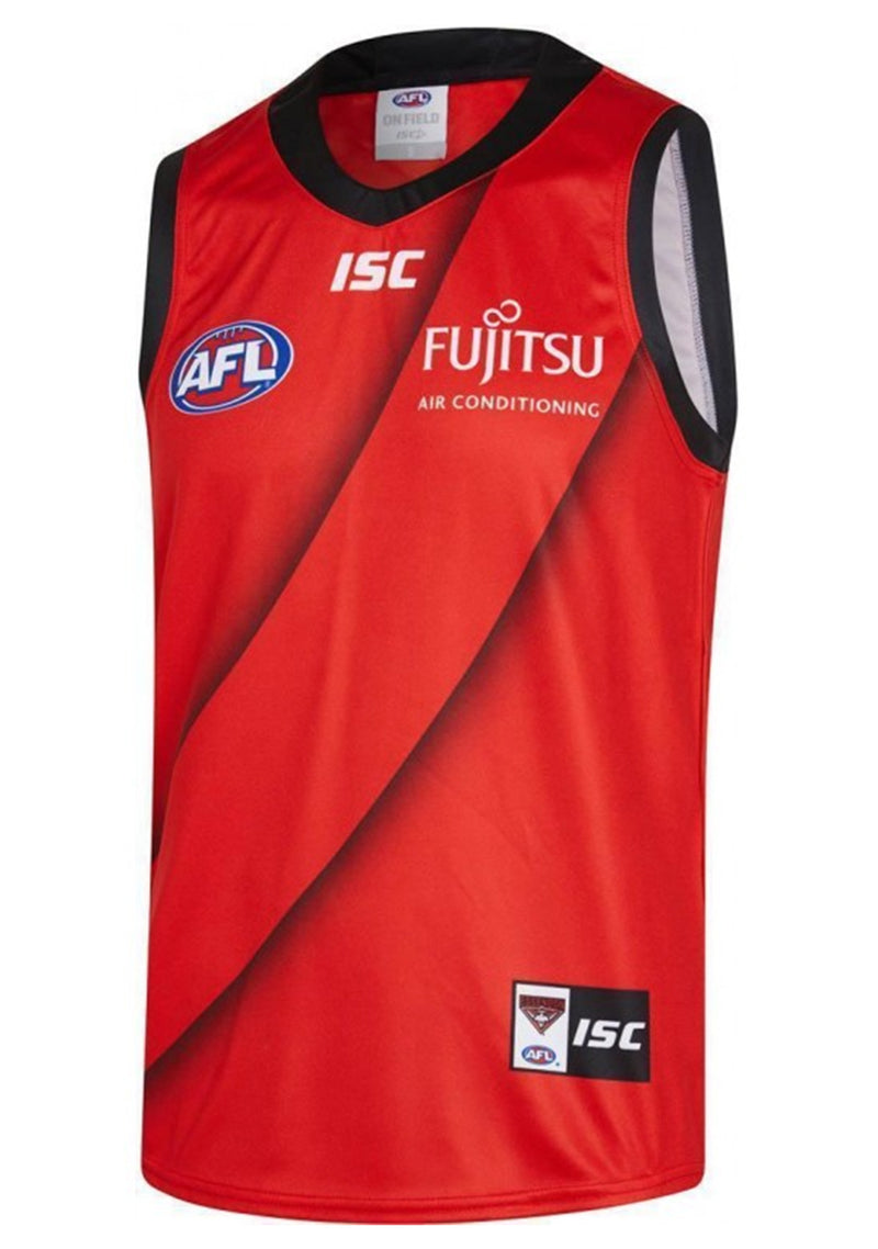 ISC MENS ESSENDON BOMBERS 2019 CLASH GUERNSEY <BR> EB19JSY02M