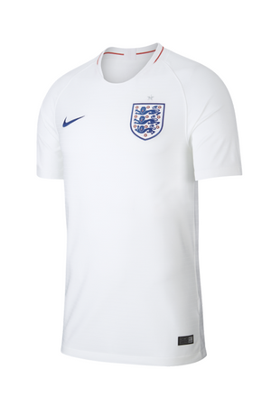 NIKE ENGLAND STADIUM HOME JERSEY 2018 MENS <br> 893868 100,- Jim Kidd Sports