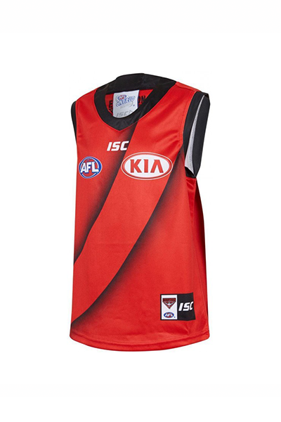 ISC Essendon Bombers 2018 Clash Guernsey Kids