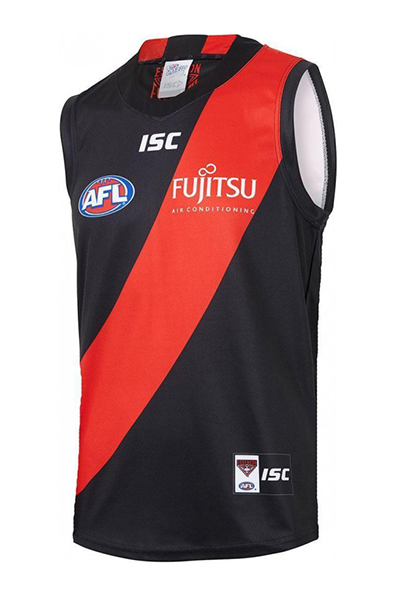 Mens Essendon Home Guernsey
