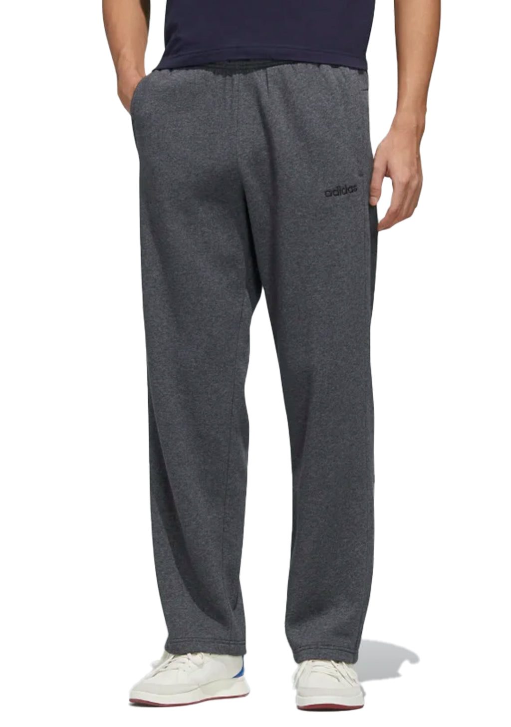 ADIDAS MENS FEEL COZY FLEECE PANTS <BR> FL035