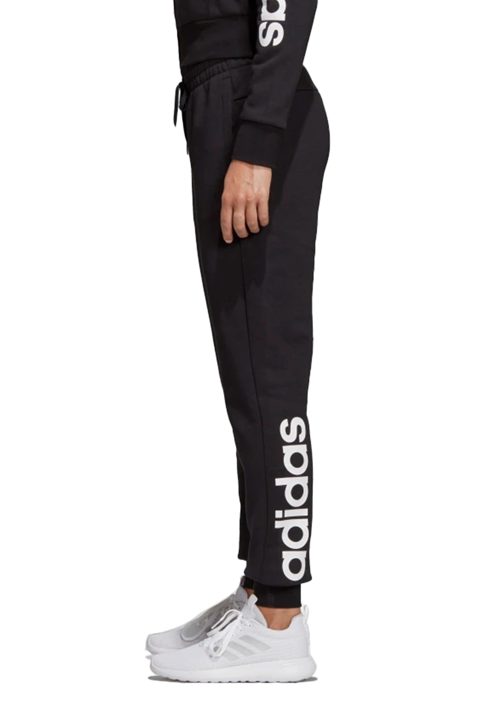 ADIDAS WOMENS ESSENTIAL LINEAR PANT <BR> DP2399