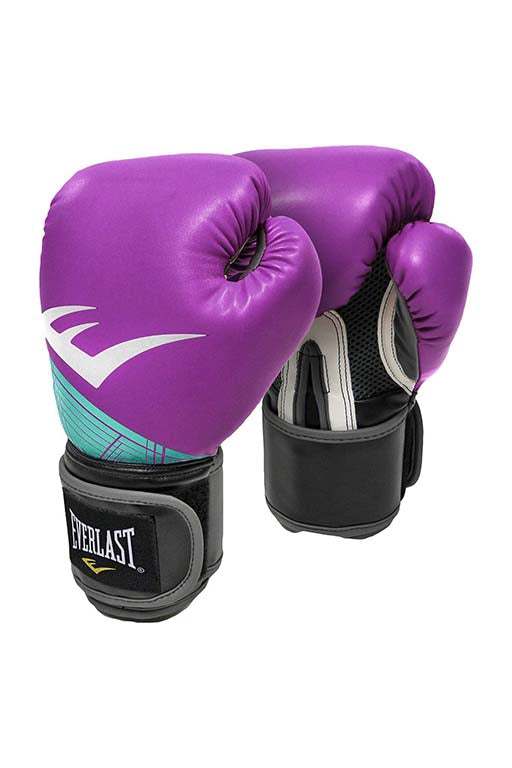 EVERLAST PRO STYLE TRAINING GLOVE <br> PURPLE