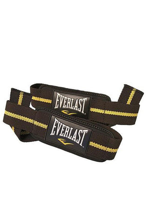 EVERLAST WEIGHT TRAINING LIFTING STRAPS <br> 140860