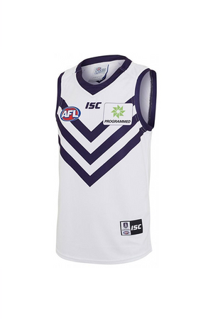 ISC FREMANTLE DOCKERS MENS 2017 AWAY GUERNSEY
