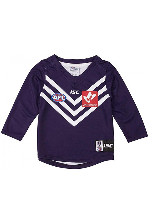 ISC FREMANTLE DOCKERS 2017 HOME GUERNSEY TODDLER<br> FD17HJS1T,- Jim Kidd Sports
