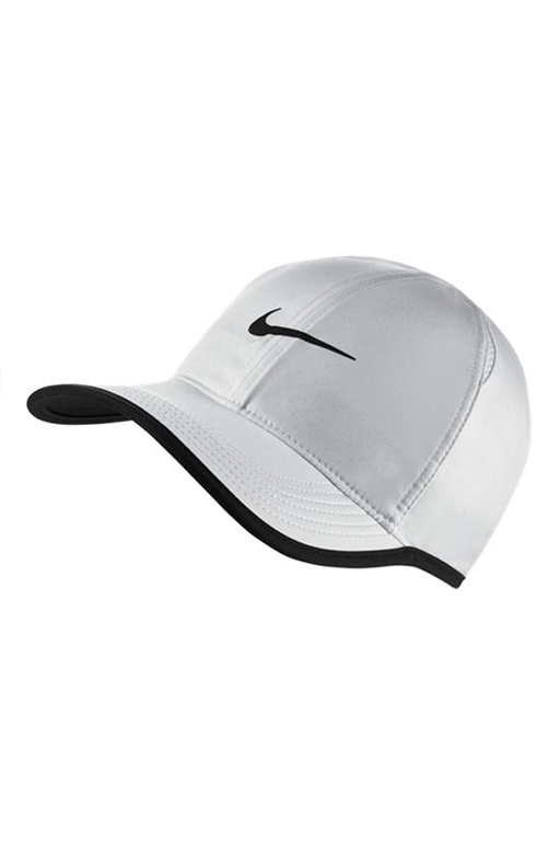 FEATHER LIGHT WHITE RUNNING CAP