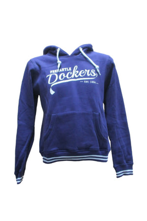ISC FREMANTLE DOCKERS FLEECE HOODY JUNIOR <br> 7FD5HDL1K,- Jim Kidd Sports