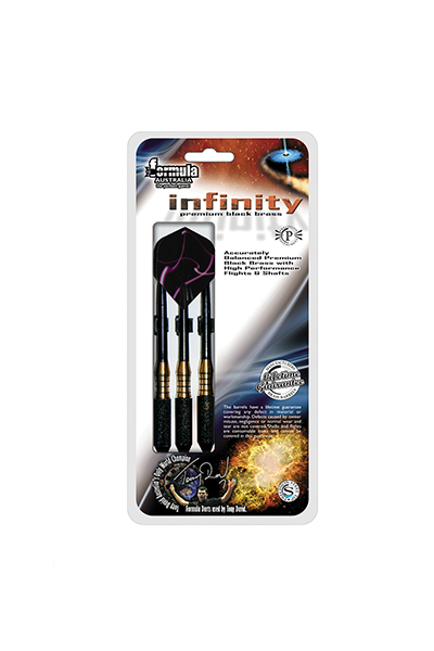 FORMULA INFINITY DARTS <br> 6250591,- Jim Kidd Sports