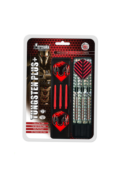 FORMULA PLUS DART TUNGSTEN <br> 1073,- Jim Kidd Sports