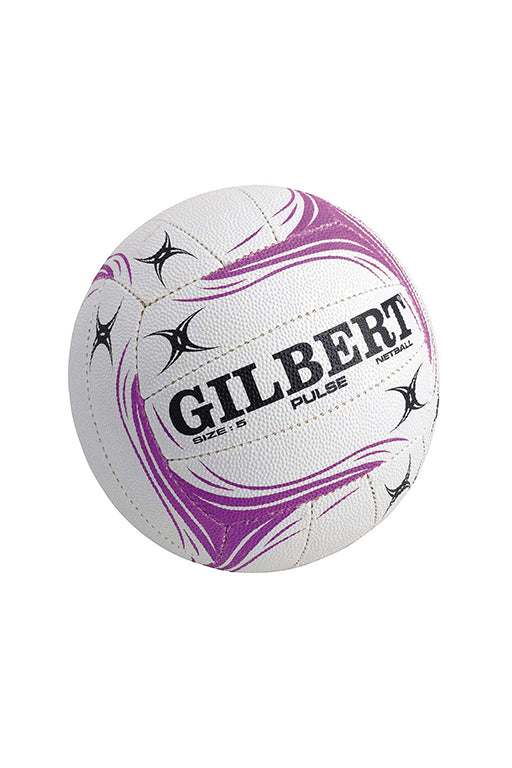 GILBERT PULSE NETBALL ASSORTED COLOURS AVAILABLE!,- Jim Kidd Sports
