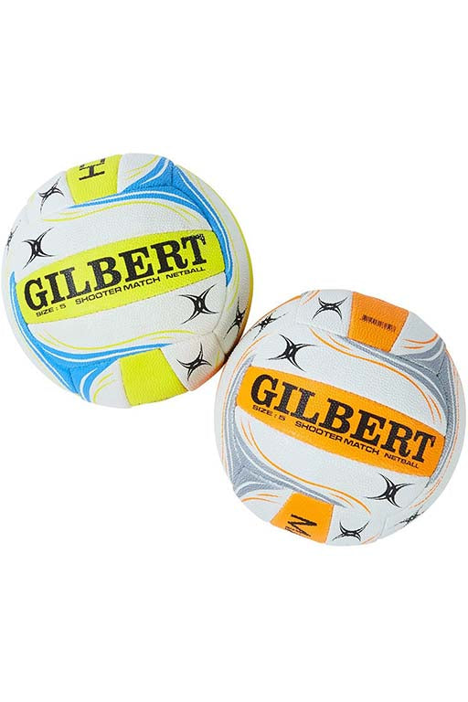 GILBERT SHOOTER MATCH NETBALL <br> MATCH