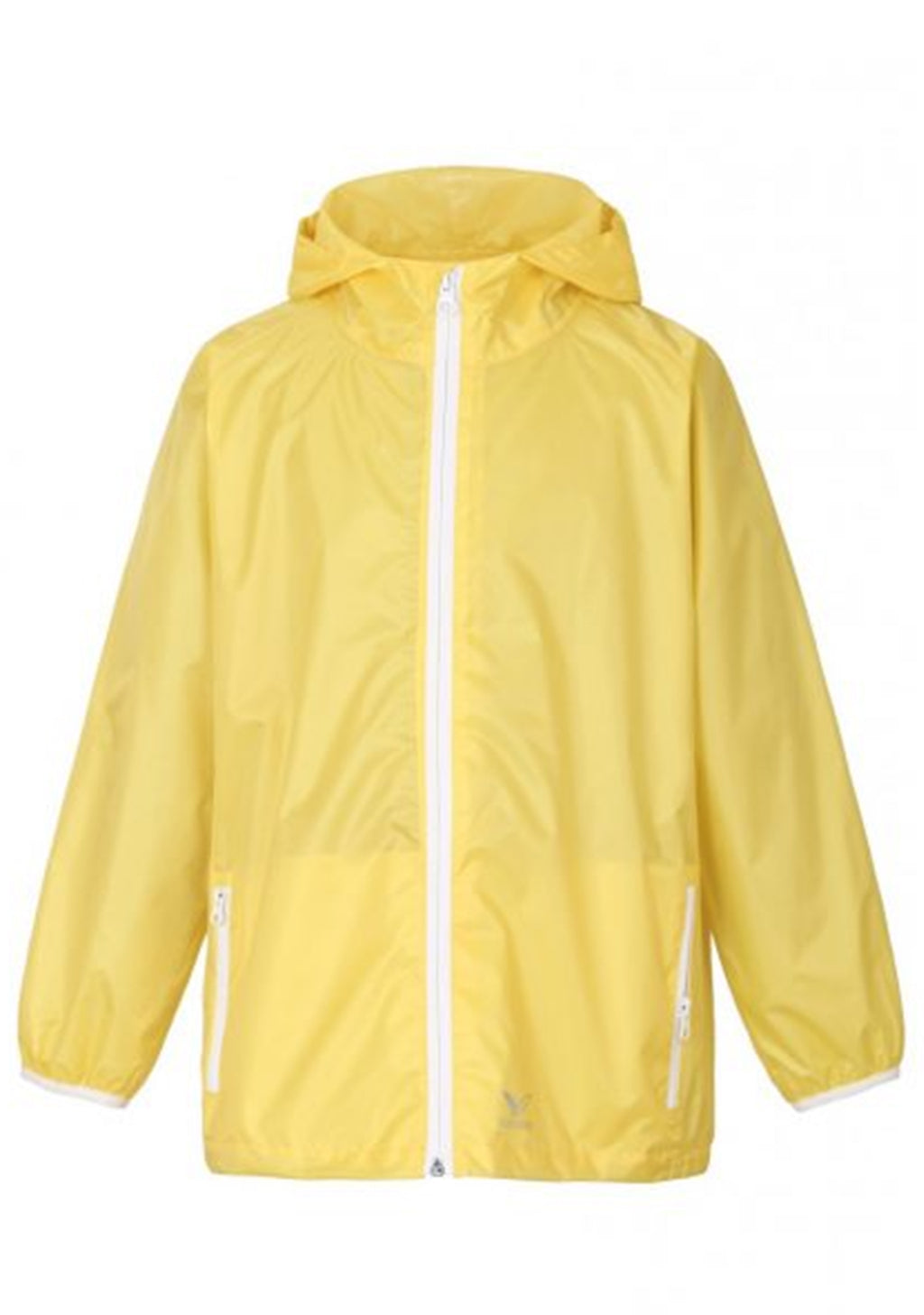RAINBIRD UNISEX KIDS GOSTOW RAIN JACKET YELLOW <BR> K8556