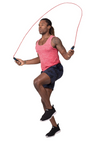 GOZONE 1LB WEIGHTED JUMP ROPE <br> GZ2057