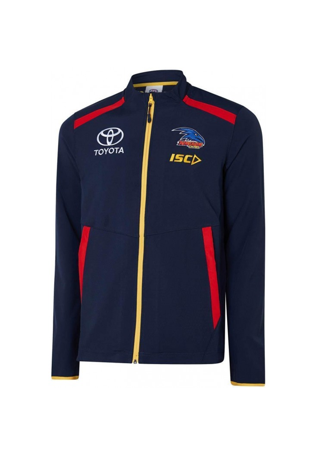 ISC ADELAIDE CROWS 2019 ARENA JACKET MENS <br> AC19JKT02M