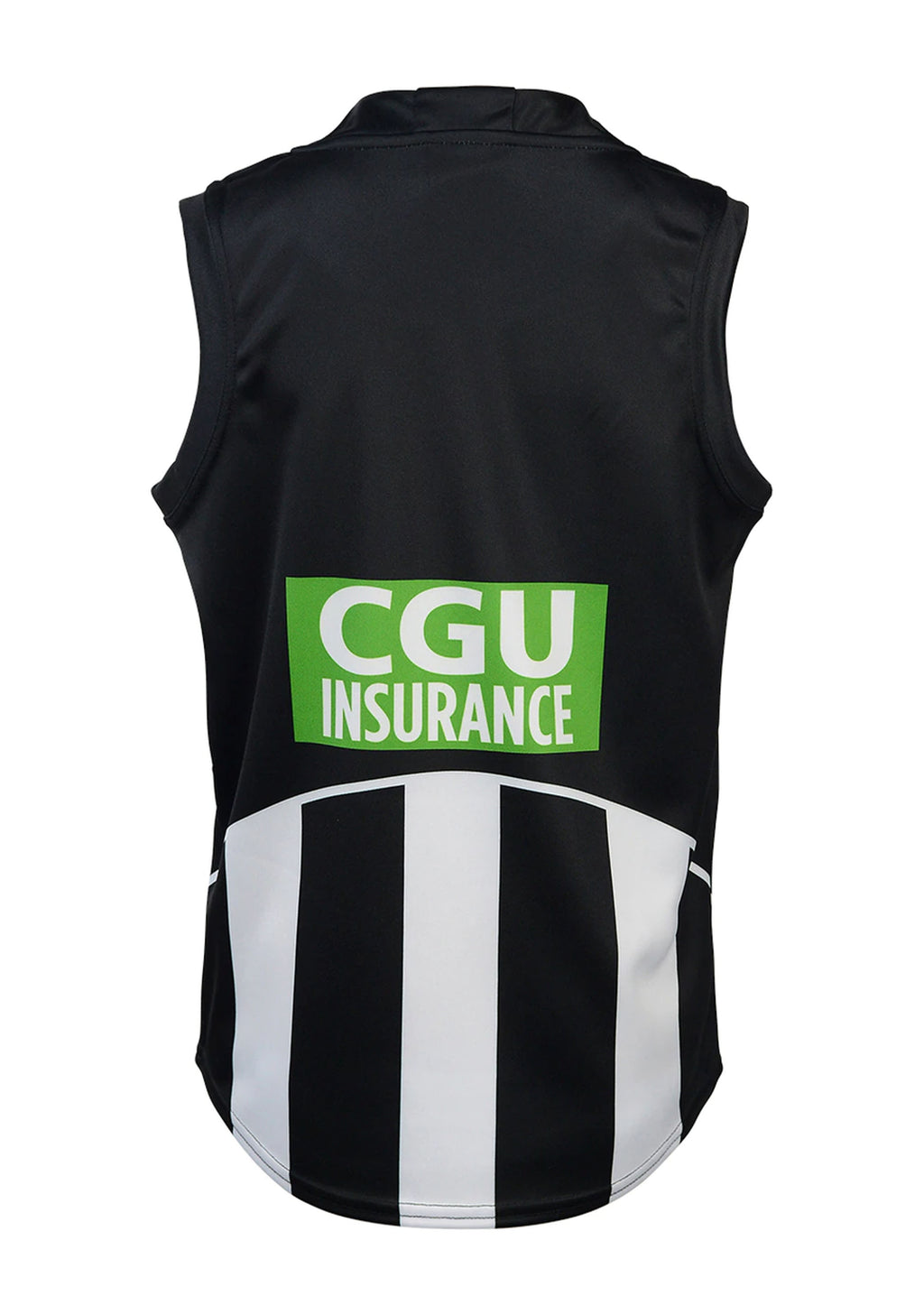 ISC COLLINGWOOD MAGPIES 2020 JUNIOR KIDS HOME GUERNSEY <BR> CW20JSY01K