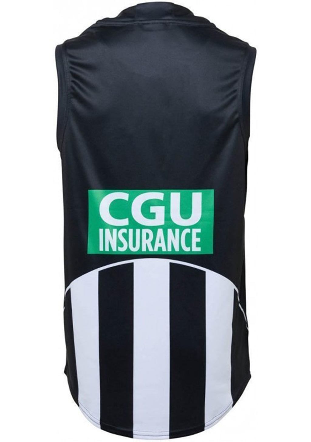 ISC COLLINGWOOD MAGPIES 2020 MENS HOME GUERNSEY <BR> CW20JSY01M