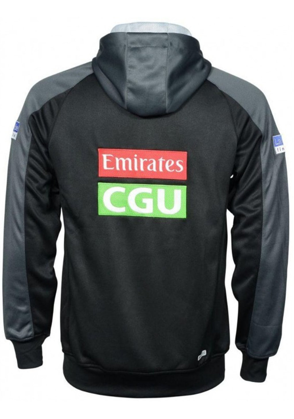 ISC COLLINGWOOD MAGPIES 2020 MENS SQUAD HOODY <BR> CW20HDY01M