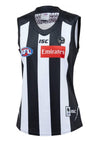 ISC COLLINGWOOD MAGPIES 2020 WOMENS HOME GUERNSEY <BR> CW20JSY01L