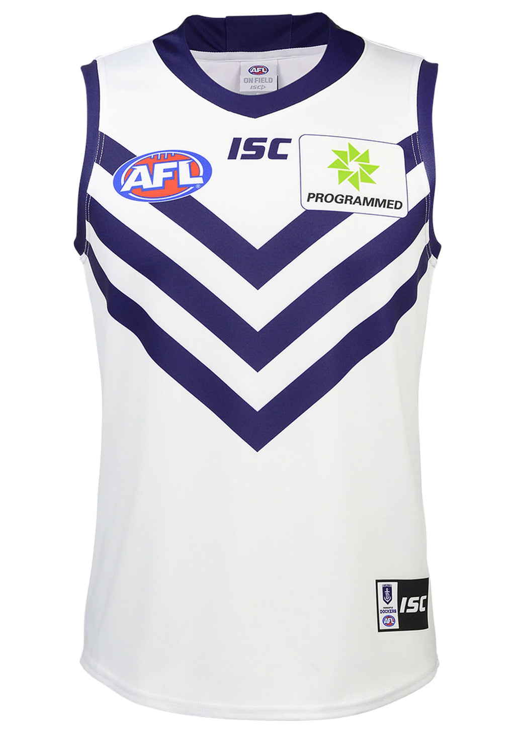 ISC FREMANTLE DOCKERS 2020 MENS CLASH GUERNSEY <BR> FD20JSY02M
