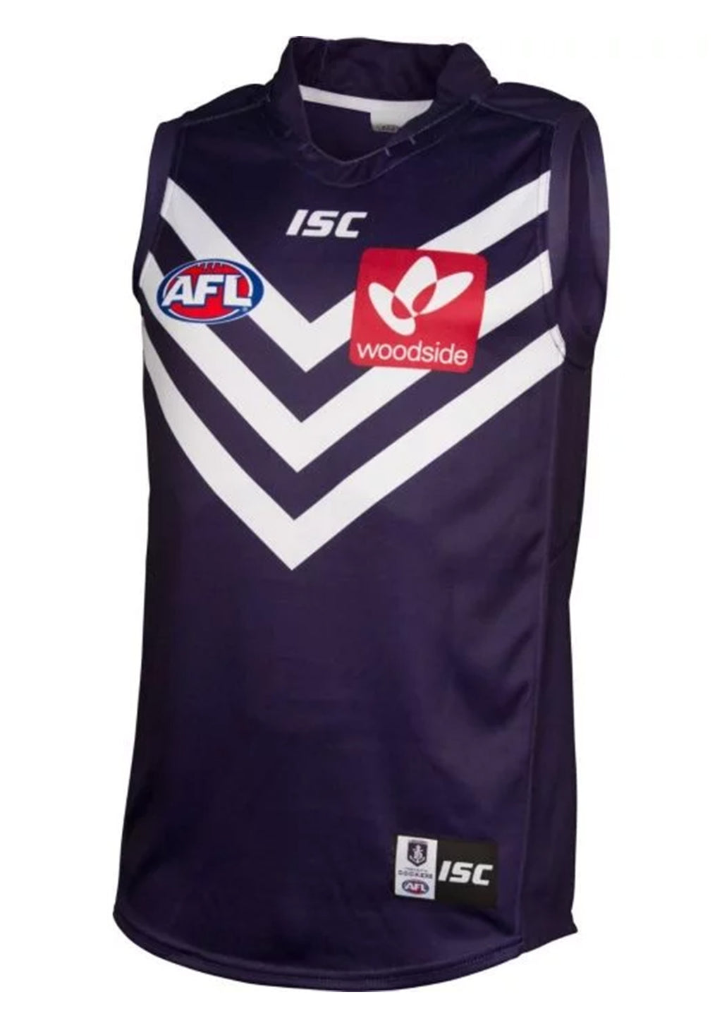 ISC FREMANTLE DOCKERS HOME GUERNSEY <BR> 7FD5HJS1A