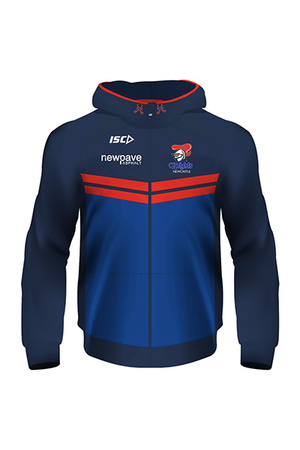 ISC NEWCASTLE KNIGHTS MENS TECH HOODIE <BR> 7NK5THD1A