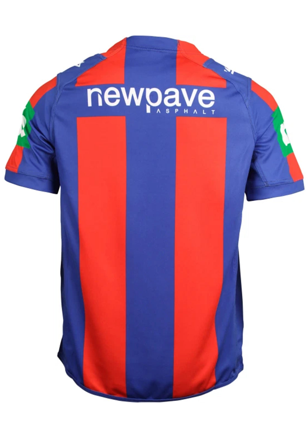 ISC NEWCASTLE KNIGHTS 2016 ADULTS HOME JERSEY <BR> NK16HJS1AH