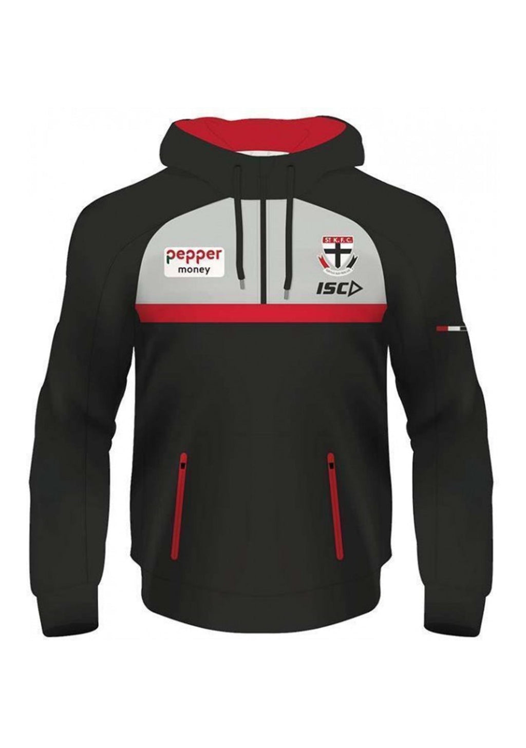 ISC ST KILDA 2020 JUNIOR KIDS SQUAD HOODY <BR> SK20HDY01K