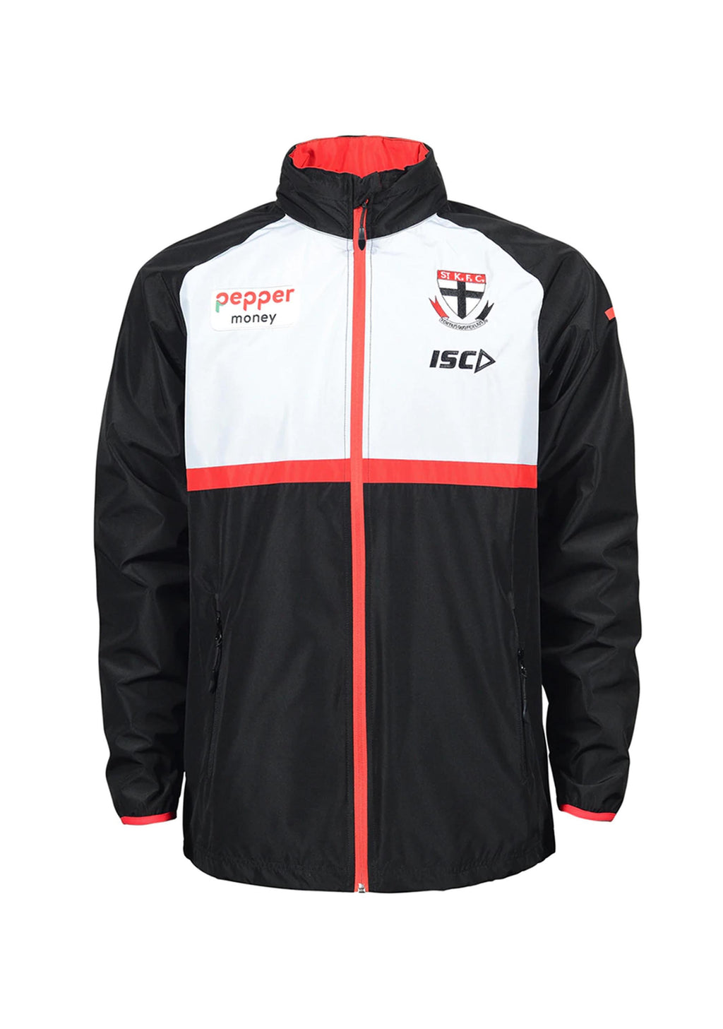 ISC ST KILDA 2020 JUNIOR KIDS WET WEATHER JACKET <BR> SK20JKT02K