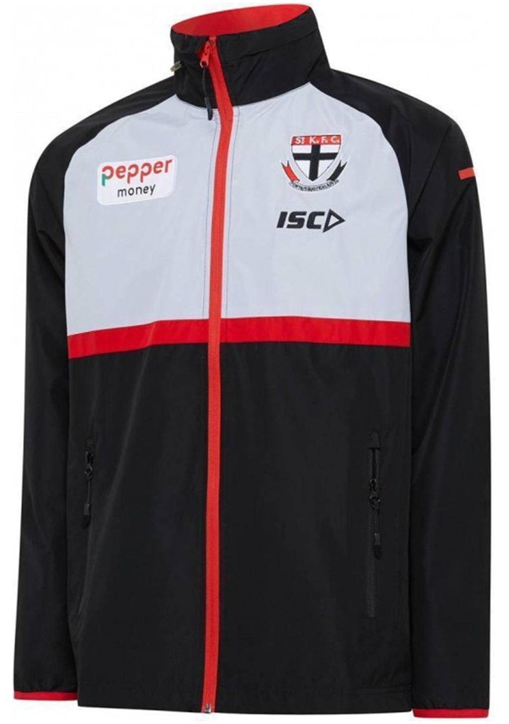 ISC ST KILDA 2020 MENS WET WEATHER JACKET <BR> SK20JKT02M