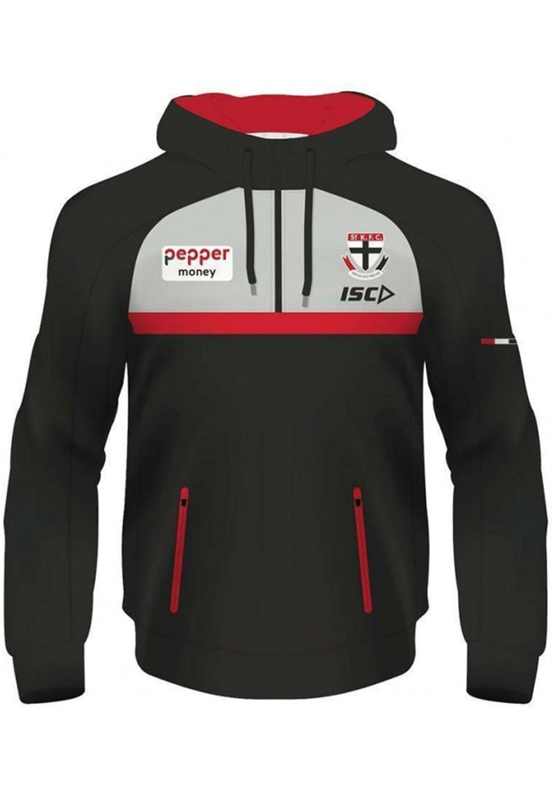 ISC ST KILDA 2020 WOMENS SQUAD HOODY <BR> SK20HDY01L