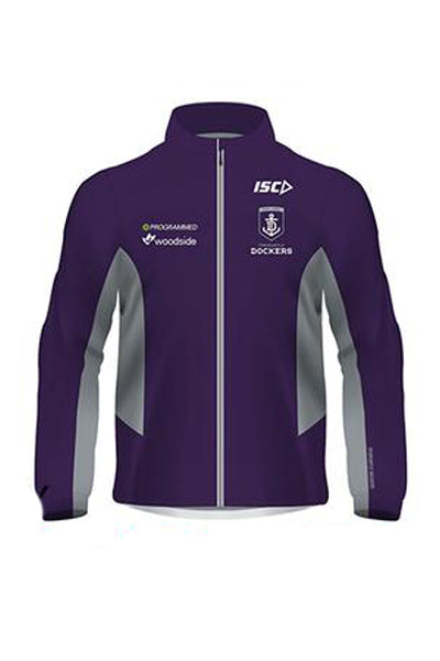 ISC FREMANTLE DOCKERS MENS ZIP UP JACKET <br> 7FD5WWJ1A,- Jim Kidd Sports