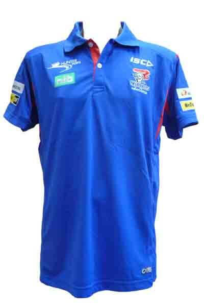 ISC NEWCASTLE KNIGHTS POLO MEN <br>  7NK4POL2A