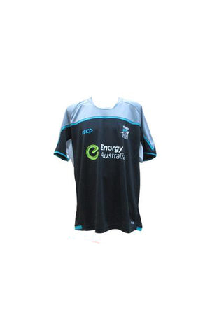 ISC PORT ADELAIDE POWER TRAINING TEE MENS <br> 7PA5TSH1A,- Jim Kidd Sports