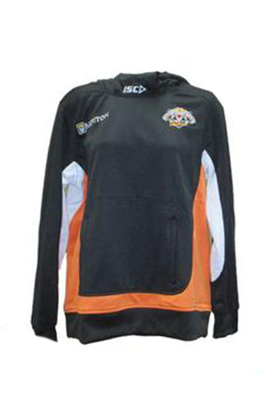 ISC WESTS TIGERS PERFORMANCE HOODY LADIES <br> 7WT5PHD1L,- Jim Kidd Sports