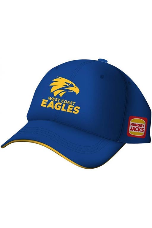 ISC WEST COAST EAGLES 2019 MEDIA CAP <br> WC19HAT01M