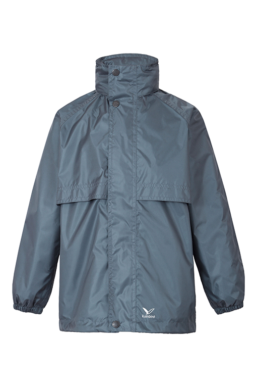 RAINBIRD JUNIOR STOWAWAY JACKET <br> K8004 SLATE