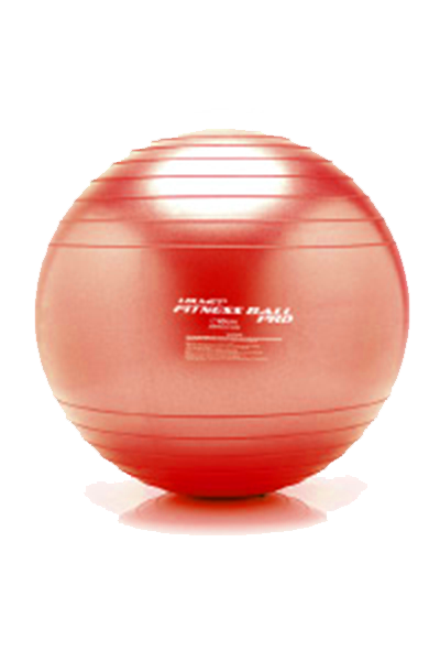 LOUMET FITNESS BALL PRO <br> RED