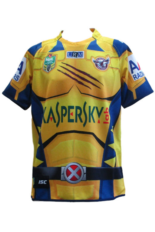 ISC MANLY WARRINGAH SEA EAGLES SUPERHERO JERSEY MENS <br> 7MW4HJS11A,- Jim Kidd Sports