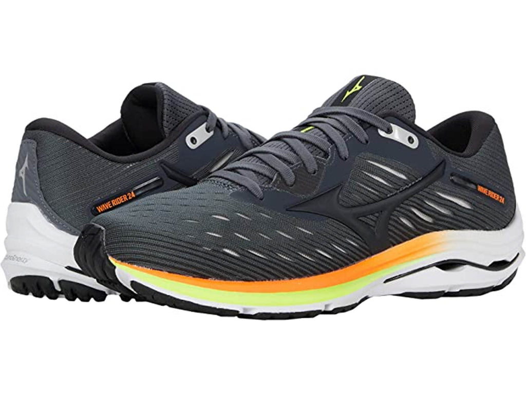 MIZUNO MENS WAVE RIDER 24 <BR> J1GC2003 16