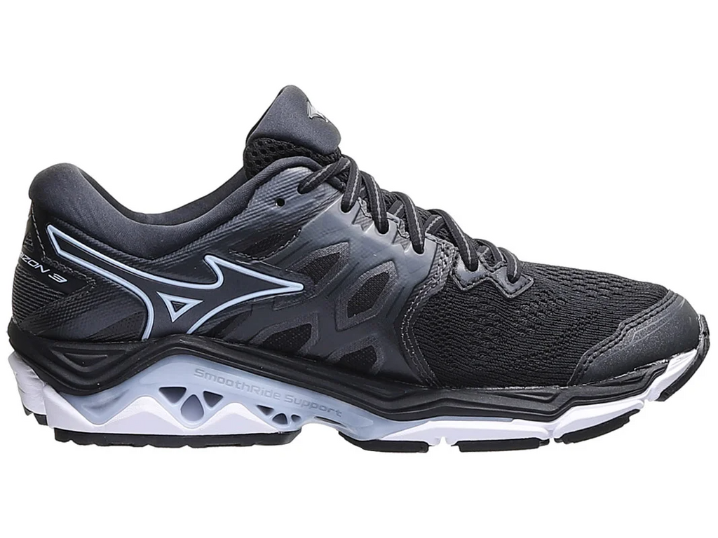 MIZUNO WOMENS WAVE HORIZON 3 <br> J1GD192634