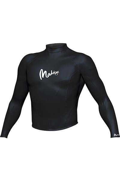 MADDOG LONG SLEEVE RASH VEST MENS
