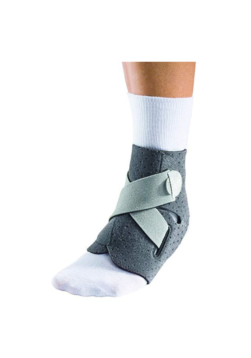 MUELLER ADJUST-TO-FIT ANKLE SUPPORT <BR> 074676631707
